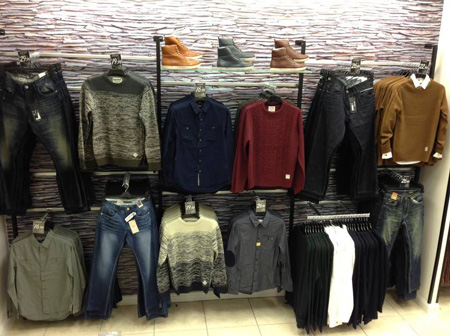 Blue Inc Store