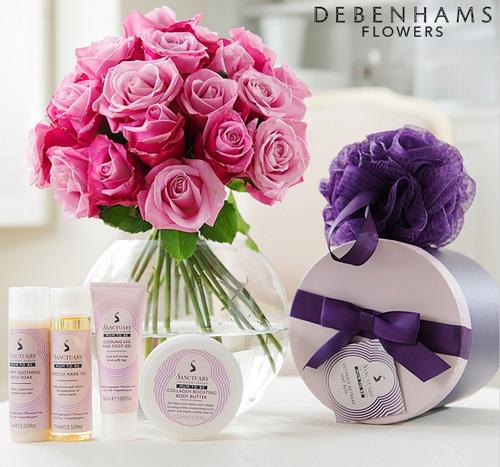 Debenhams Flower Store