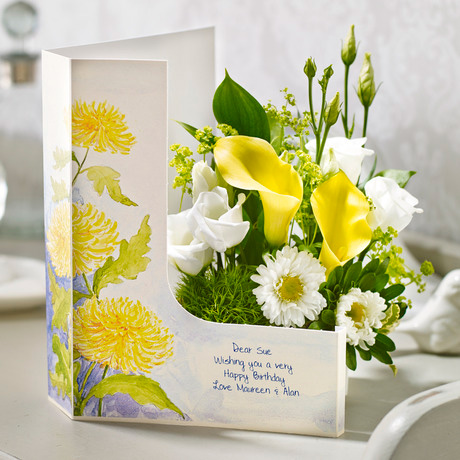Flowercard product