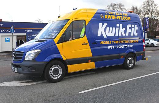 Kwik Fit Store