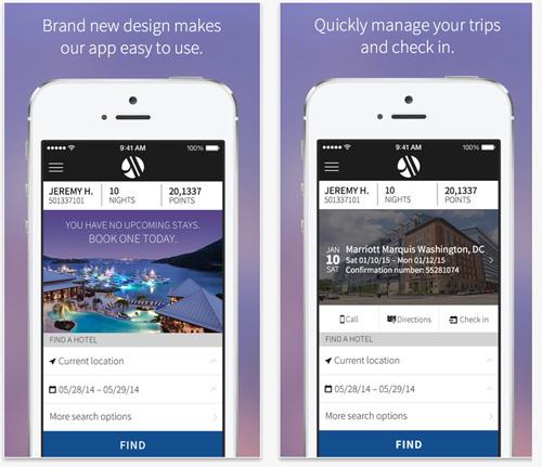 Marriott Mobileapp