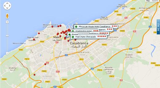 Otel.com Casablanca