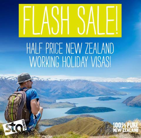 STA Travel New Zealand