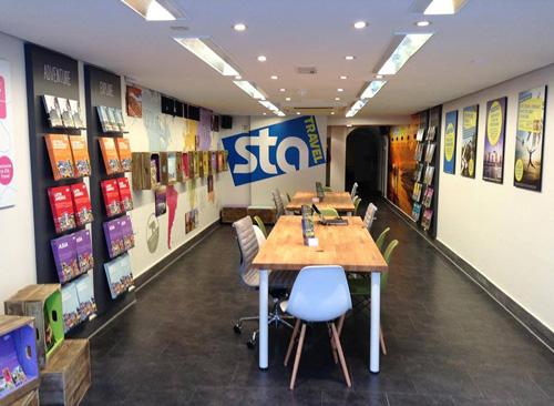 STA Travel Store