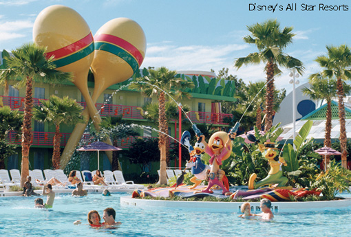 Virgin Atlantic Disney Resort