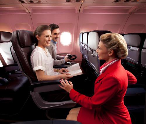 Virgin Atlantic Product