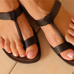 Leather-Toe-Ring
